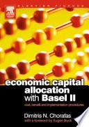 Economic Capital Allocation With Basel Ii Book PDF