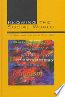 Knowing the Social World