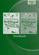 Books - Oxford South African Multilingual Primary Dictionary Workbook | ISBN 9780195765588