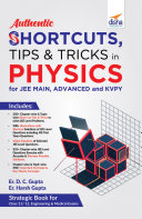 Pdf Authentic SHORTCUTS, TIPS & TRICKS in PHYSICS for JEE Main, Advanced & KVPY