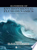 Handbook Of Environmental Fluid Dynamics Volume One Book PDF