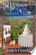 Murder in the Secret Maze Book