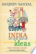 INDIA IN THE AGE OF IDEAS.