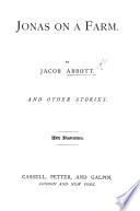 Jonas on a Farm  and Other Stories  With Illustrations
