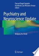 Psychiatry And Neuroscience Update Book PDF