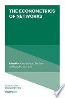 The Econometrics of Networks