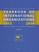 Yearbook Of International Organizations 2013 2014 Volume 2