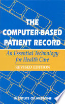 The Computer Based Patient Record