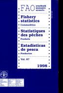 FAO annuaire 1998