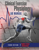 Clinical Exercise Physiology Laboratory Manual Book