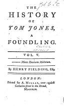 The history of Tom Jones
