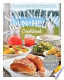 New England Open House Cookbook Book PDF
