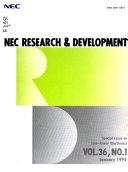 NEC Research   Development Book