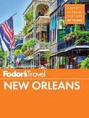 link to Fodor's New Orleans in the TCC library catalog