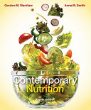 Combo: Loose Leaf Version of Contemporary Nutrition with NCP 3.4 CD