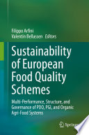 Sustainability of European Food Quality Schemes