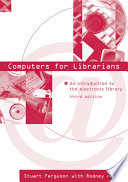 Computers For Librarians Book PDF