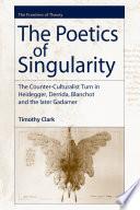 Poetics of Singularity