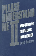 Please Understand Me II Book PDF