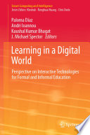 Learning in a Digital World