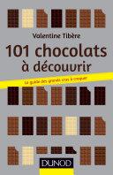 Pdf 101 chocolats à découvrir Telecharger