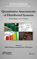 Quantitative Assessments of Distributed Systems Pdf/ePub eBook