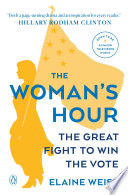 The Woman's Hour Elaine Weiss Cover