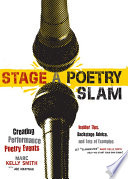 Stage A Poetry Slam