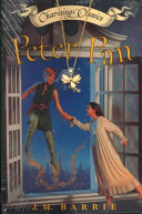 Peter Pan Book and Charm