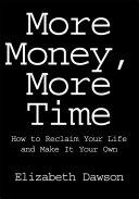 More Money, More Time Pdf