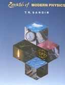 Essentials of Modern Physics Book