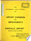 Asheville Airport Expansion
