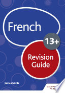 French for Common Entrance 13  Revision Guide  New Edition