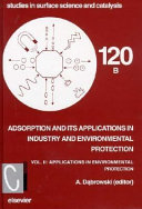 Adsorption and Its Applications in Industry and Environmental Protection  Applications in environmental protection