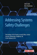 Addressing Systems Safety Challenges