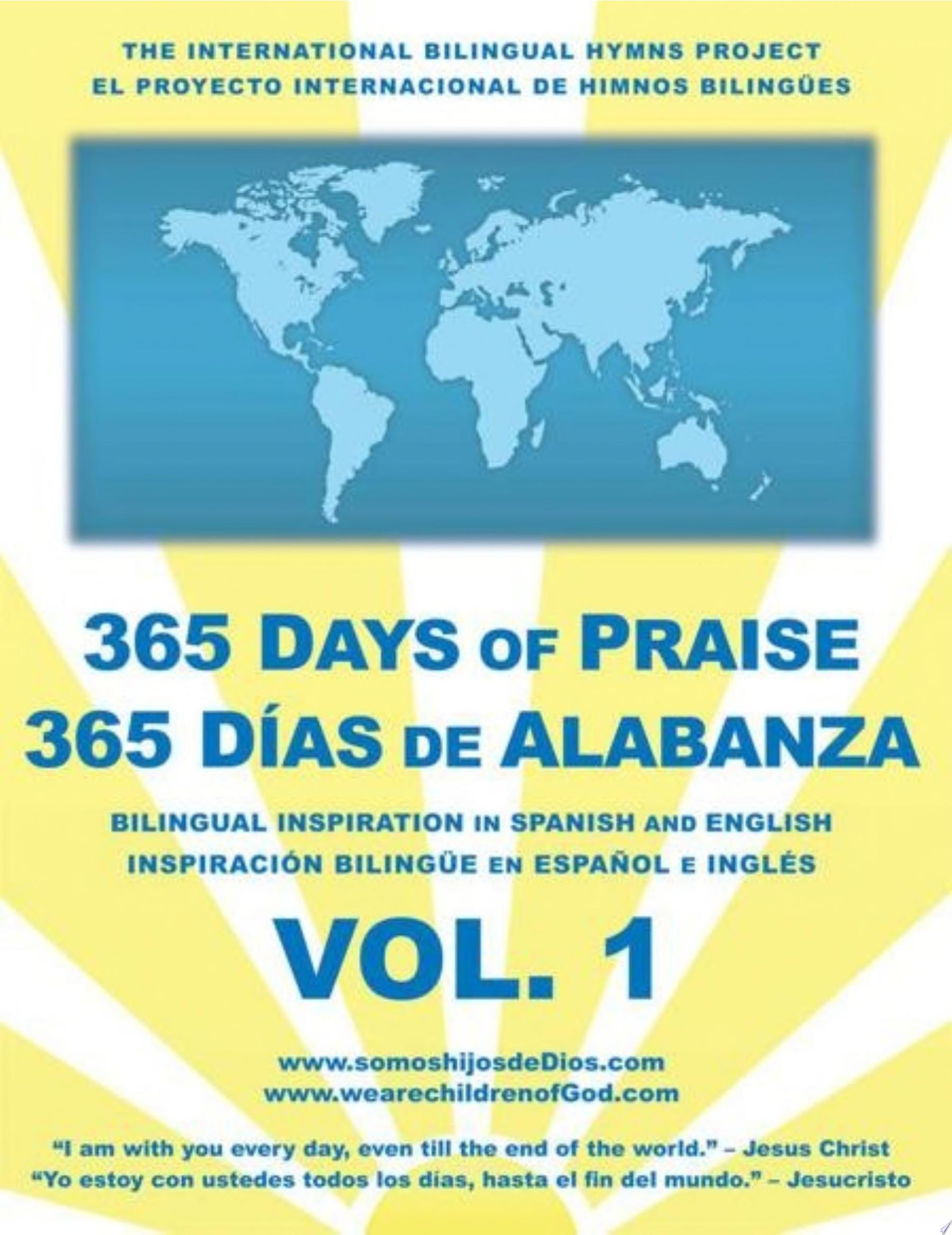 365 Days of Praise     365 D  as de Alabanza