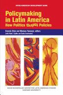 Pdf Policymaking in Latin America