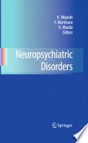Neuropsychiatric Disorders Book
