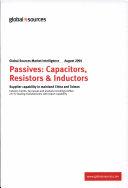 Market Intelligence Report: Passive: Capacitors, Resistors & Inductors ebook