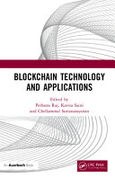 link to Blockchain technology and applications in the TCC library catalog