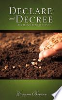Declare And Decree