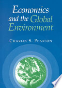Economics And The Global Environment Book PDF