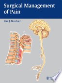 Surgical Management of Pain Book
