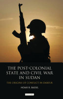Pdf The Post-Colonial State and Civil War in Sudan Telecharger
