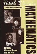 Notable Women in Mathematics