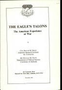 The Eagle s Talons Book