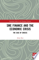 SME Finance and the Economic Crisis