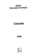 Oecd Economic Surveys Canada 2008