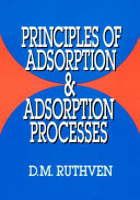 Principles of Adsorption and Adsorption Processes