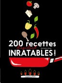 Pdf 200 recettes faciles et inratables Telecharger